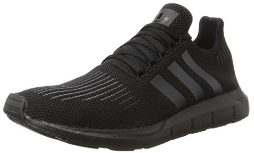 adidas Men's Swift Run Gymnastics Shoes, Black (Core Black/Utility Black F16/Core Black),...