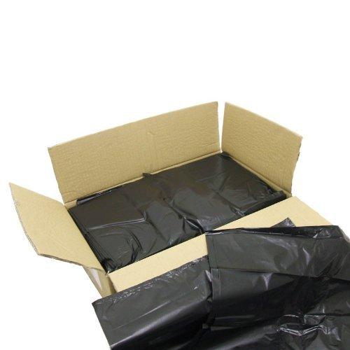 Ideal 365Medium Duty Black Müllsäcken/Müllsäcke/Müllbeutel (200PACK) (1Fall) (Fall 1 Medium)