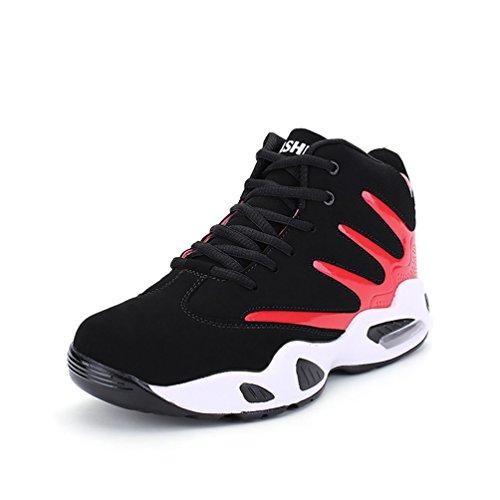 Adulte Mixte Chausssure Mode Sneakers Léger Basket Loisir Lacets Décontracté Antichoc Antidérapant Multisports Outdoor Jogging Randonée 35-44 Basse