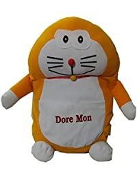 Pari Toys White And Yellow Color School Bag For Kids, Travelling Bag, Picnic Bag, Carry Bag With Soft Material...