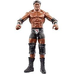 WWE- Bobby Lashley Personaggio in Scala Articolato, Costume da Combattimento, Giocattolo per Bambini 6+ Anni, 15 cm, GCB86