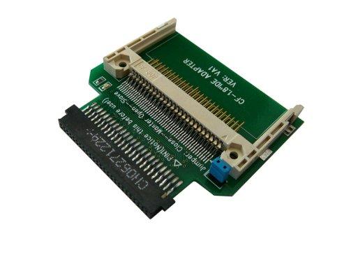 © KALEA INFORMATIQUE Konverter Adapter IDE Laufwerk BOOTABLE Compact Flash CF auf IDE Konverter, 1.8, als Ersatz für eine Festplatte Toshiba 1,8-Zoll-IDE -
