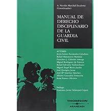 Manual de Derecho Disciplinario de la Guardia Civil (Especial)