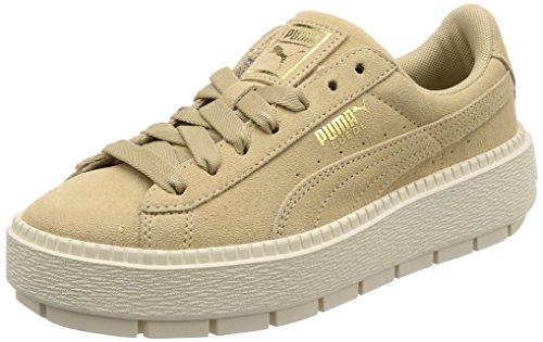 Sneaker Puma Plattform Trace Safari 38 5 Beige