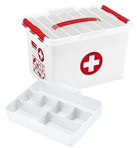 Sunware Boîte de premiers secours tailleXL 22l