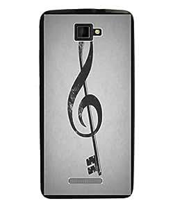 Techno Gadgets Back Cover for Intex Aqua Y2