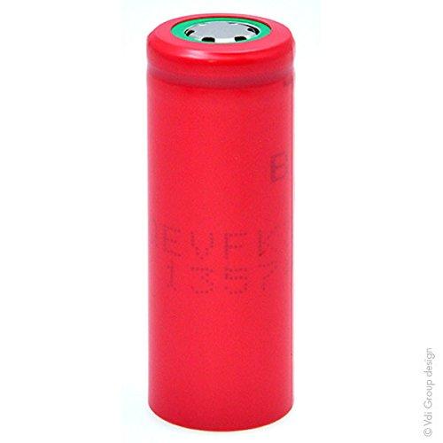 Sanyo - Accus lithium UR-18500F Li-Ion FT 3.7V 1500mAh