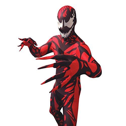 Morphsuits Marvel Carnage Taglia L