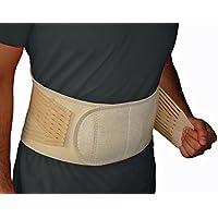 Medipaq® - Cintura snellente, allevia il mal di schiena Per tutte le taglie con circonferenza (Link Cintura)