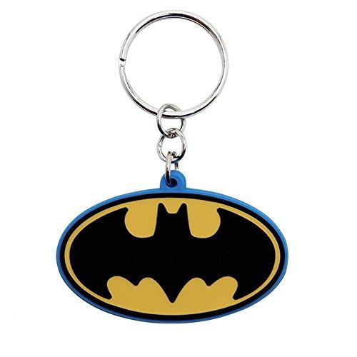 DC Comics - Batman - PVC Schlüsselanhänger - Logo
