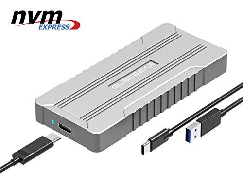 ElecGear NVMe USB 3.1 Estuche