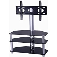 meuble tv avec support orientable. Black Bedroom Furniture Sets. Home Design Ideas