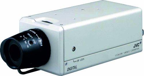"""JVC TKC1480 1/2"""" Super LoLux Colour CCTV Camera 240 Vac"""