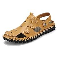 Femaroly Beach Sandals Men