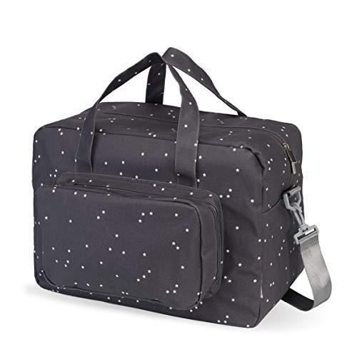 My Bag's Bolso Maternidad Tejido Algodón laminado
