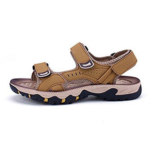 Casual Male Sandalen Sommer bequem auf Fuß