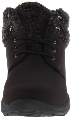 Propet Madison Ankle Lace Femmes étroit Synthétique Bottine Black