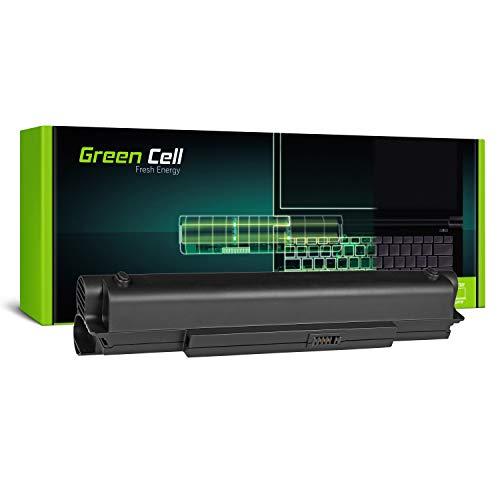 Green Cell Extended Serie AA-PB8NC6B AA-PB6NC6W Batteria per Portatile Samsung NC10 NC20 ND10 N110 N120 N128 N130 N135 N140 N270 N510 (9 Pile 6600mAh 11.1V Nero)