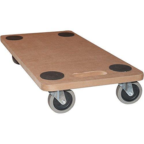 Möbelroller Transportroller 250kg Rollbrett MDF Möbel Hund Roller