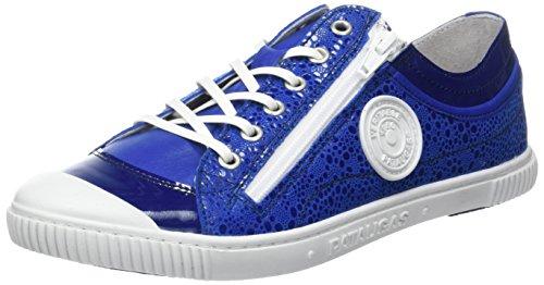 Pataugas Damen Bisk/Bb Flach Bleu (Cobalt)