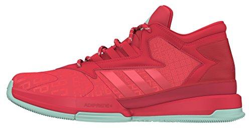 adidas Street Jam II, Chaussures de Sport-Basketball Homme Rojo (Rojray / Verhie / Rojray)