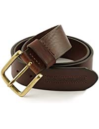 Belt in Leather Napapijri Pyrmont brown Size 1