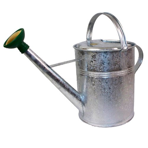 haws-v143z-traditional-peter-rabbit-design-metal-watering-can-23-gallon-88-liter-galvanized-outdoor-