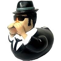 Preisvergleich für Elwood Blues Brother Rubber Duck - Celebriduck