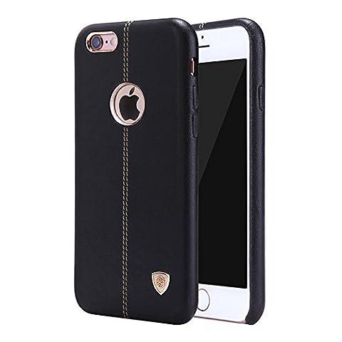 Nillkin Handy Fall für Apple iPhone 6, iPhone 6S–Retail Verpackung–Schwarz