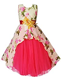ef88627e0 Pinks Girls  Dresses  Buy Pinks Girls  Dresses online at best prices ...