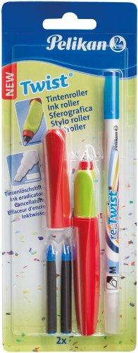 Pelikan Tintenroller mit Tintenkiller Candy Apple Km Candy