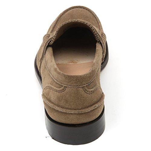 B9158 mocassino uomo CHURCHS PEMBREY marrone chiaro FIT G loafer shoe man Marrone chiaro