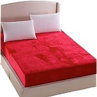 Spannbettlaken Jersey Bettlaken mit Gummizug 170//180 x 200 viele Farben