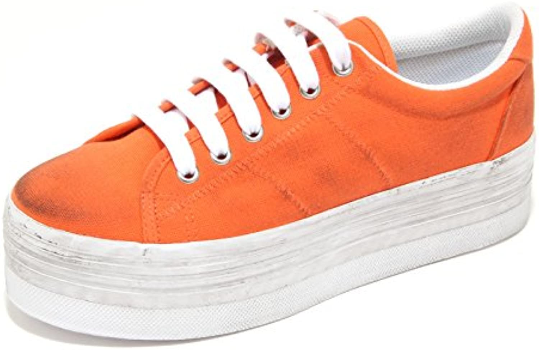 1101M scarpe da ginnastica donna JEFFREY CAMPBELL zomg washed canvas scarpe scarpe donna   Tecnologia moderna    Gentiluomo/Signora Scarpa