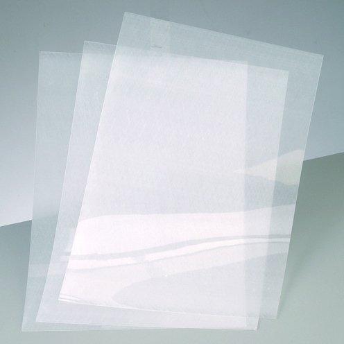Schrumpffolie mattiert Transparent, 1 Bogen A4 mit Anleitung