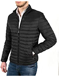 Tom Tyler Giubbino uomo piumino cento grammi giacca blu nero rosso grigio S  M L XL XXL 73917d9e8f7