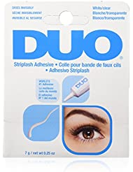 Ardell Duo Lash Adhesive, das Original, Clear, 1er Pack (1 x 25 oz)