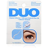 Ardell Lash Adhesive Duo (0,25 oz Clear), Paquete 1er (1 x 7 g)