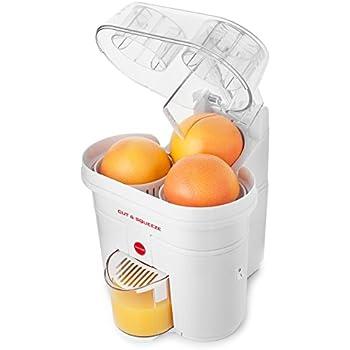 Macom - 853 - Presse-agrumes électrique, 90 watts, Blanc