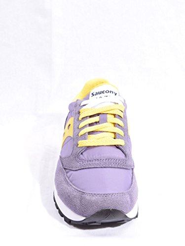 Scarpa Jazz O W Saucony F71 MainApps Viola/giallo