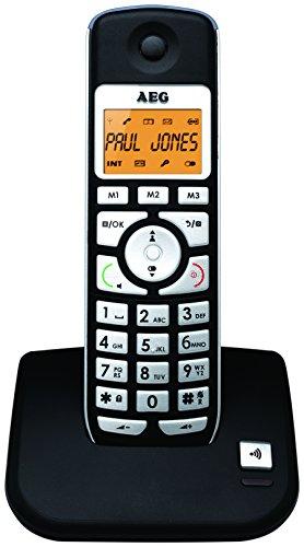 AEG VOXTEL S100 schnurloses DECT-Telefon mit großen Tasten