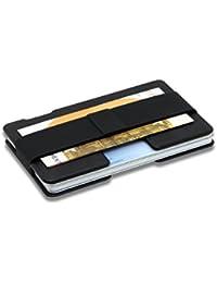 M1 Porte-cartes de crédit et pince à billets - RFID-sûre