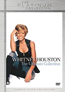 Whitney Houston: The Ultimate Collection [DVD] [2014]