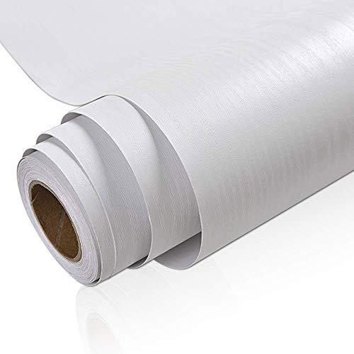 ZTKBG Abnehmbare Holzmaserung Vinyl Kontakt Papier for Schränke abdecken Peel und Stick Wallpaper for Küchenschublade und Regal Liner Selbstklebende wasserdichte Wandverkleidung