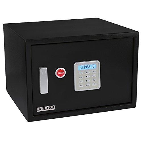 Kreator Elektronischer Safe Laptopsafe LCD Anzeige mit Trennfach