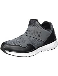 Armani Jeans Herren Sneaker Low Cut