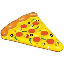 Juguetes Playa Piscina Tomar el Sol Pizza Inflable Niños Adulto Explosión Fiesta