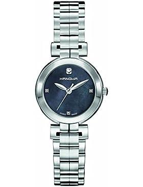 Hanowa Damenuhr Swiss Made Set mit Armband 16-8006.04.007SET
