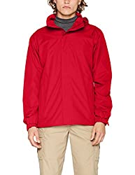 Regatta Herren Ardmore Jacket Jacke, Classic Red, Large