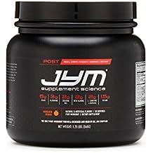 JYM Supplement Science, Post JYM Active Matrix, Post Workout BCAA Supplement, Mandarin Orange, 568 Gram